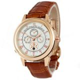 Patek Philippe Grand Complications 5002 Sky Moon Brown-Gold-White